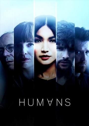 Люди / Humans (2015) [Сериал]